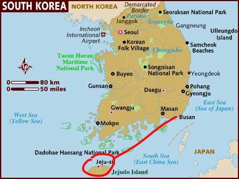 Jeju Day 1 Manjanggul Seongsan Seogwipo on Word Sorts